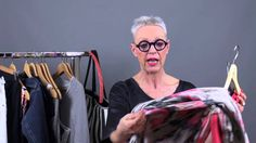 Creating a Capsule Closet by Sue Donnelly: Sue is a MUST FOLLOW for any women over the age of 50/60. Her lifestyle and fashion advise is spot on, After watching her videos, follow her blog on Suedonnelly.com
