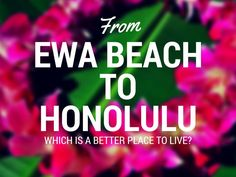 "here should you live on Oahu? I recently took the quiz ""Where on Oahu Do You Belong?"" It came as no surprise to me when I saw Kakaako displayed in my quiz results. I love me some urban city vibe. I'll take a vintage boutique and farm-to-table restaurant over hanging out at the beach and…"