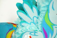 2D Pinata Inspired By My Little Pony's by PinataDesignStudio