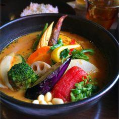 おいしいスープカレーIN東京何度でも食べたくなる魅惑の8店