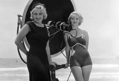 Beautiful Hollywood Swimsuit Fashion in the 1930s http://ift.tt/1hQsLfR