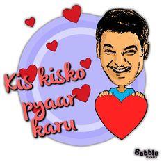 #KKPK poste4 is out now congrats @KapilSharmaK9 wd @Elli Avram @varunsharma90  Make on http://bobble.in/Priyank