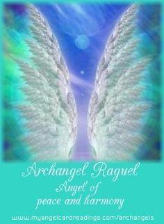 Archangels - Archangel information - Archangel assistance - Calling on your Archangels