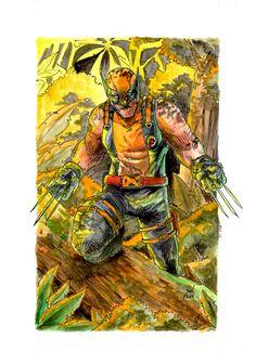 Wolverine - Joel Febianto
