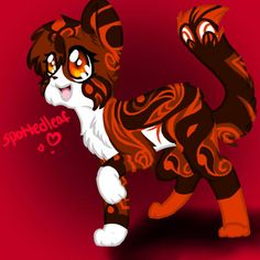 21 Best Warrior cat coloring pages images   Cat coloring ...  Warrior Cat Chibi