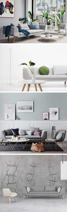 Moderne Wohnzimmermöbel und Regale für Bücher zum dekorieren - deko wohnzimmer regal