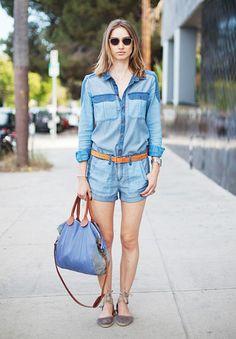 The Best Real Girl Street Style Looks via @WhoWhatWear