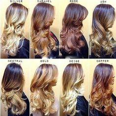 @Regrann from @mach1.beautysalon -  #balayageombre - #regrann  #beauty #hair #style #miami #florida
