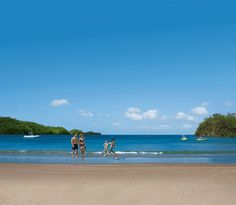 Enjoy the stunning beaches of Costa Rica during your Unlimited Vacation Club getaway to Dreams Las Mareas