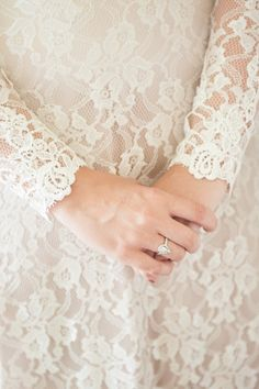 Antique French lace — gorgeous! Photography by Milk Photography / milkphotography.com.au/