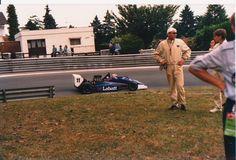 John Jones, Lola T87/50 Cosworth DFV / Heini Mader Racing Components, Lola Motorsport, XLVII Grand Prix de Pau, 1987.