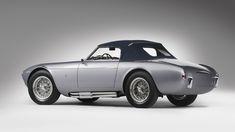 Maserati A6G-2000 GT Spyder by Frua 1953