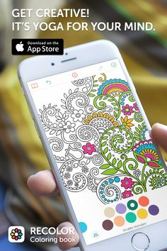 New pictures Every Day! Recolor is the world's favourite Coloring Book on Mobile! Join millions of people rediscovering the relaxation of coloring.�