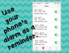 Keeping Resource Students on Schedule - Do you have students coming and going from your class on crazy schedules?  This is the perfect solution so you don't forget to send someone where they need to be.