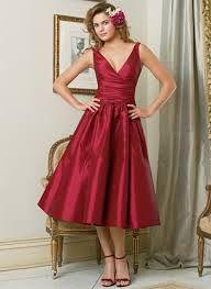 Image result for taffeta bridesmaid dresses