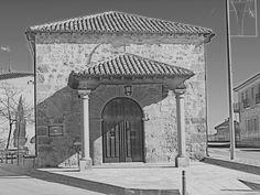 Ermita de San Pedro. Siglo XVI. Durante la Guerra Civil fue usada de almacén de paja.
