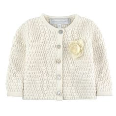 Knit cardigan - 127496