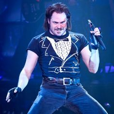Lonny in 'Rock of Ages'