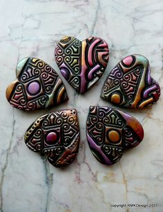 Bronze Age Hearts | Flickr - Photo Sharing!