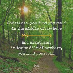Sometimes, you find yourself in the middle of nowhere. And sometimes, in the middle of nowhere, you find yourself. (We suggest looking in Iowa State Parks.) | Iowa DNR