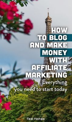 Affiliate Marketing can seem hard and confusing at first, but it really isn't once you get the basics down. Read everything you need to know to start monetizing your blog as early as today.