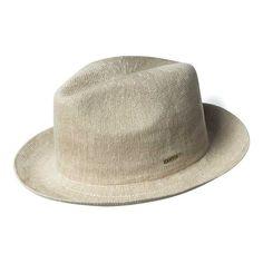 0036ed4e56a Men s Kangol Bamboo Gent Fedora - Beige Hats