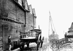 Cannon Row, Westminster c1856, London