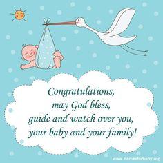 newborn baby wishes