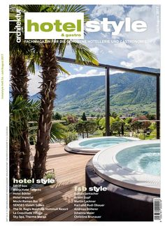 eMagazin Hotel&Gastro Style Heft 5A Hotel Imperial, Patio, Outdoor Decor, Home Decor, Style, Architecture, Swag, Decoration Home, Room Decor