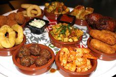 plateau tapas espagnoles - Recherche Google