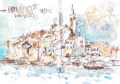 Felix Scheinberger, Illustrator - Skizzen: