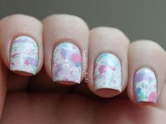 So cute! lots of nail ideas! Repin now, look later!