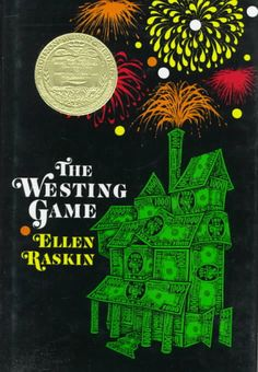 A Newbery Medal Winner For over thirty-five years, Ellen Raskin's Newbery Medal-winning The Westing Game has been an enduring favorite. The Westing. Great Books, My Books, The Westing Game, Newbery Medal, Newbery Award, A Wrinkle In Time, Summer Reading Lists, Reading 2016, Last Game