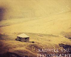 A Single House Fine Art Photography Azerbaijan by KEnzPhotography, $30.00