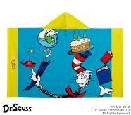 Dr. Seuss™ Cat in the Hat Beach Wrap