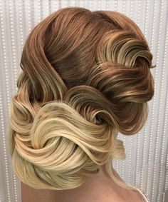 Gorgeous Layered Updo Wedding Hairstyles 2017 – 2018