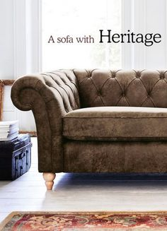 Do you want to add some Heritage to your living room?