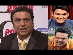 CHECKOUT What Govinda said about Kapil Sharma & Krishna Abhishek.