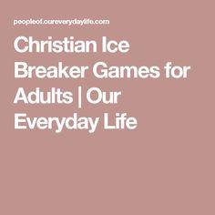 Adult christian game