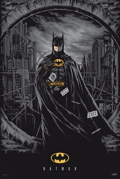 Galaxy Fantasy: Cartel de Batman v Superman realizado por Ken Taylor