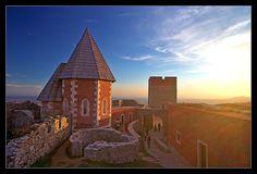 Castle Medvedgrad, Zagreb, Croatia
