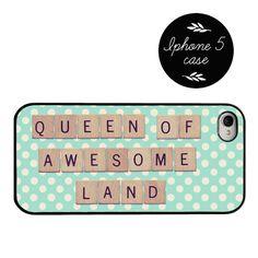 Awesomeland iPhone 5 Case Blk