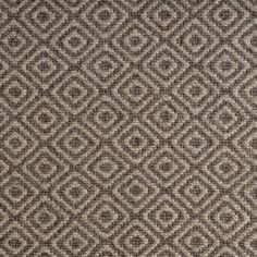 Interesting and intriguing, the unique pattern of the Wool Crafty Diamond Princess carpet makes for a truly stand-out, eye-catching choice of flooring. Alternative Flooring, Diamond Princess, Carole King, Wool Carpet, House And Home Magazine, Crafty, Rugs, Carpets, Pattern