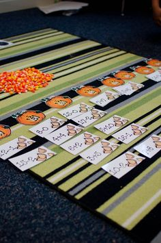 pumpkin math center adddition & subtraction downlaod