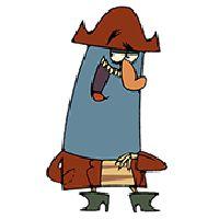 old cartoon network characters   Cartoon Network Characters- Bubbie Cartoon Network Characters-Captain ...