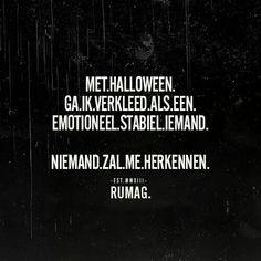 Halloween rumag