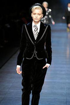 Fashion Editor at Large: TEDDY BOY COMEBACK FOR AW11