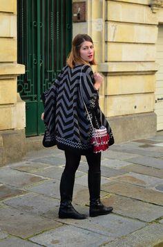 0af7549080def Kimono d'hiver et transparence | Elofancy | Kimono d'hiver, Kimono ...