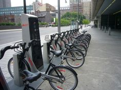 A public bike-share system was approved by Vancouver city council this week. Yoga Equipment, No Equipment Workout, 4 Minute Workout, Vancouver City, Local Events, Workout Machines, Gym Training, Total Body, The 4
