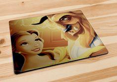 Beauty And Beast Mousepad | Aneend